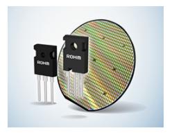 ROHM開發出第4代SiC MOSFET實現了業界先進的低導通電阻