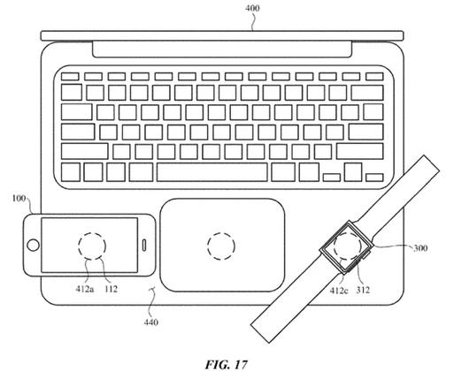 苹果笔记本或可为iPhone无线充电
