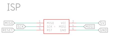 如何在PCB上使用ISP插頭和AVR編程器進行編程