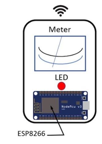 基于ESP8266微控制器的簡單的Wi-Fi網絡掃描器制作
