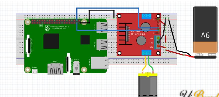 电机驱动器使您可以从小信号控制更大的负载