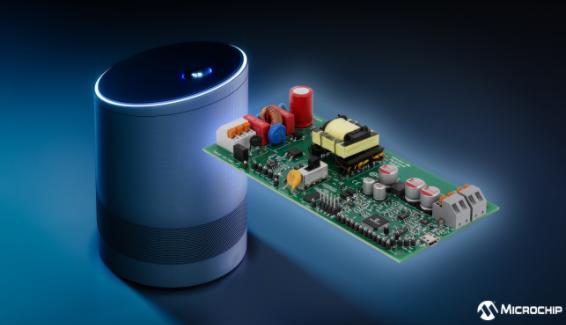 Microchip推出全新电源控制参考设计,实现次级侧单片机控制主电源
