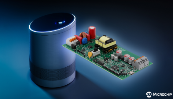 Microchip推出全新電源控制參考設計,實現次級側單片機控制主電源