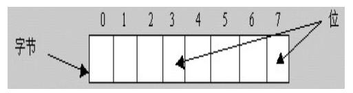 计算机信息存储单元的结构解析