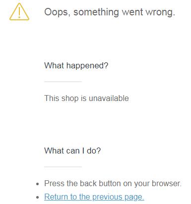 电商平台Shopify删除特朗普账号