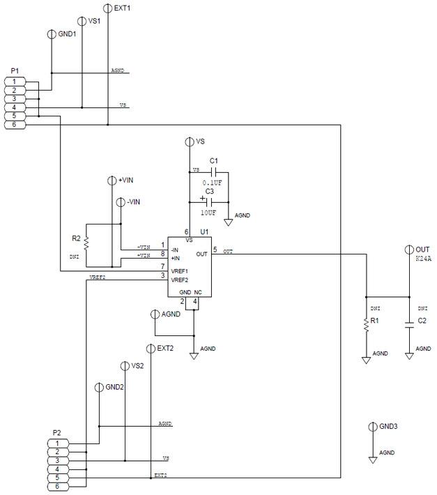 基于AD8418AR-EVALZ电流检测的参考设计