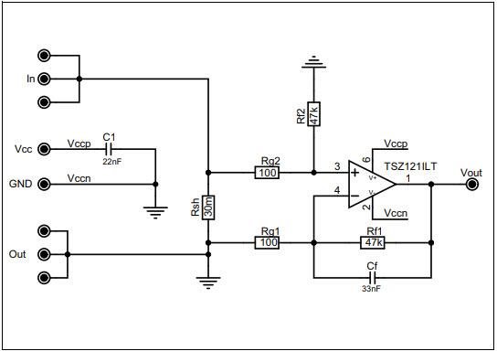 基于STEVAL-ISQ014V1电流检测的参考设计