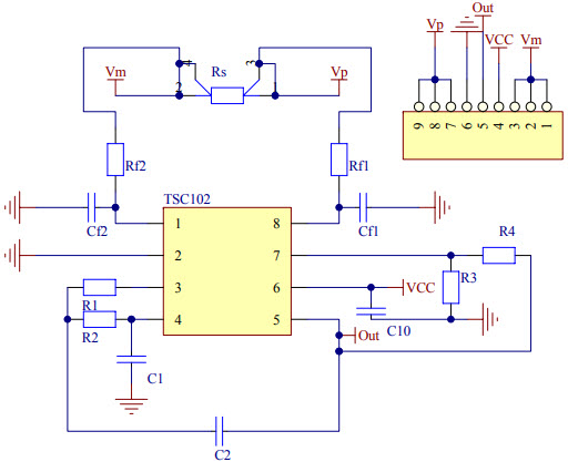 基于STEVAL-ISQ010V1电流检测的参考设计