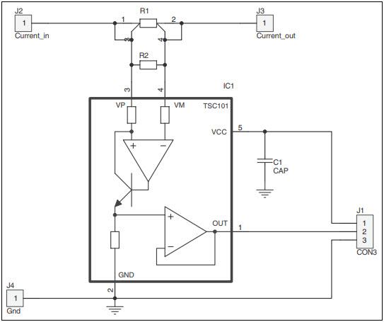 基于STEVAL-ISQ007V1电流检测的参考设计