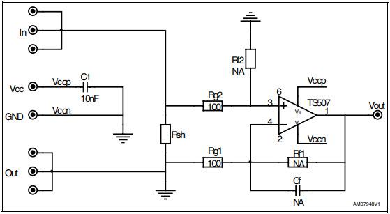 基于STEVAL-ISQ013V1电流检测的参考设计