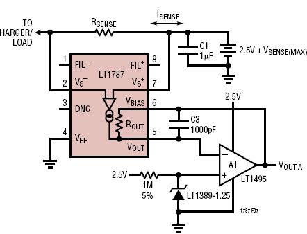 基于AN-105电流检测的参考设计12