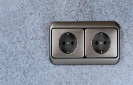 小米推可語音控制的智能墻壁插座