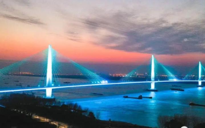 欧司朗智慧照明点亮南京长江五桥:实现真正的智能控...
