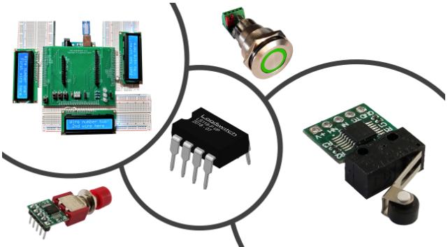 Digi-Key Electronics宣布与LogiSwitch达成新的市场产品全球分销合作伙伴关系
