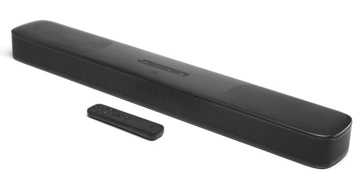 JBL推出支持虛擬杜比全景聲的條形音箱