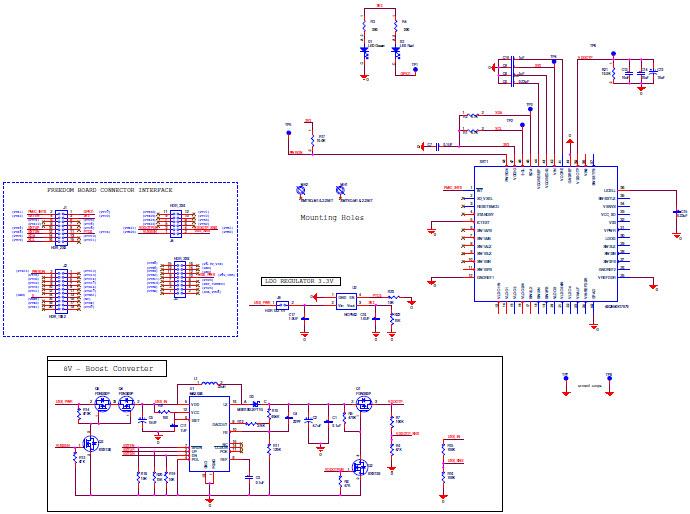 基于KITPF3000FRDMPGM电源管理的参考设计