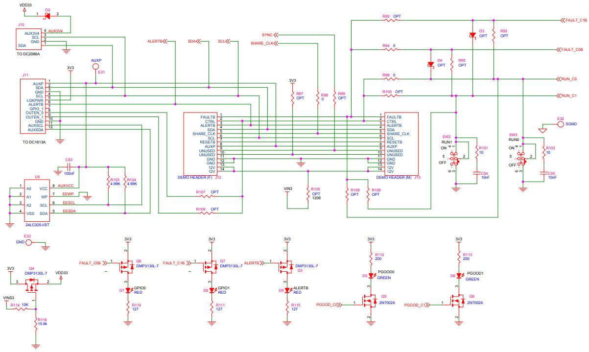 基于DC2672A-A电源管理的参考设计