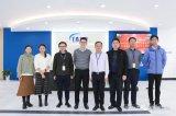 新加坡企業發展局一行蒞臨太極半導體交流訪問