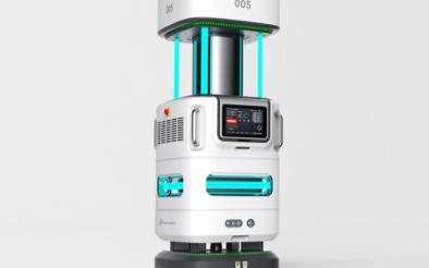 斯坦德移动复合消毒机器人获双年度创新产品奖