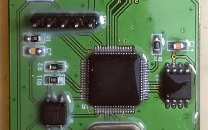 基于U_STM32F103RCT6為主控的USB-CAN總線分析SCH圖紙