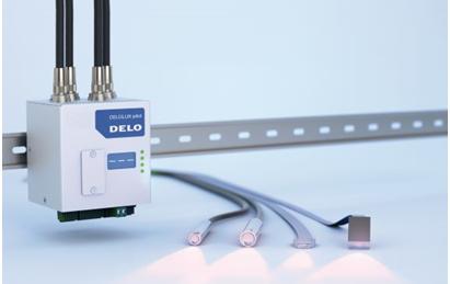 DELO推出两款新LED 固化灯控制与供电设备