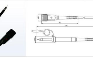 OIHVP250无源高压探头的特点及应用范围