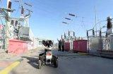 无人机、机器人齐上阵 助力天津电网平稳运行