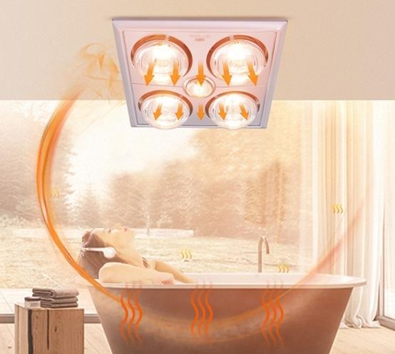 寒冷冬季,该如何选择风暖/灯暖浴霸?
