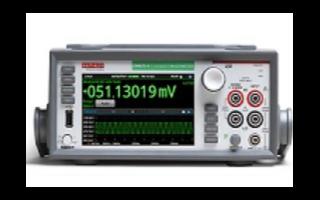 DMM7510触摸屏万用表的功能特点及应用范围