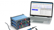 Pico Technology宣布推出基于PC的新型PicoScope 4000A系列示波器