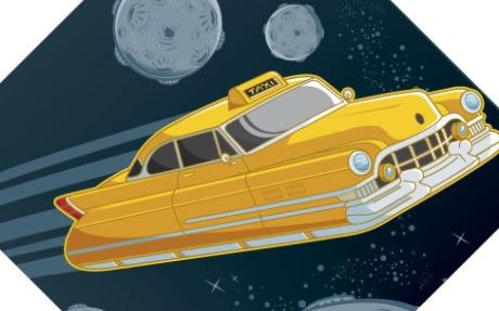 通用汽车推出飞行版凯迪拉克:可垂直起降自动驾驶、全电动