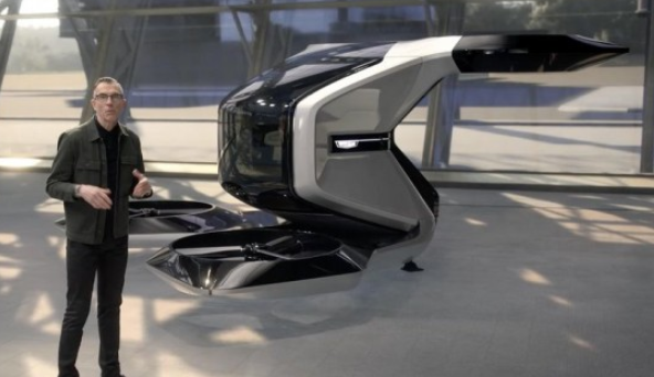 通用汽车推飞行版凯迪拉克,可自动驾驶