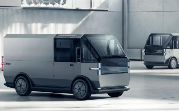 Canoo全电动多功能送货车 计划2023年扩大生产规模并投放市场