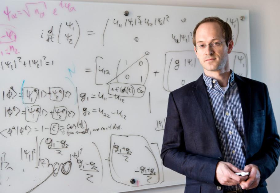 量子技术使用线性方程式作为解非线性微分方程式