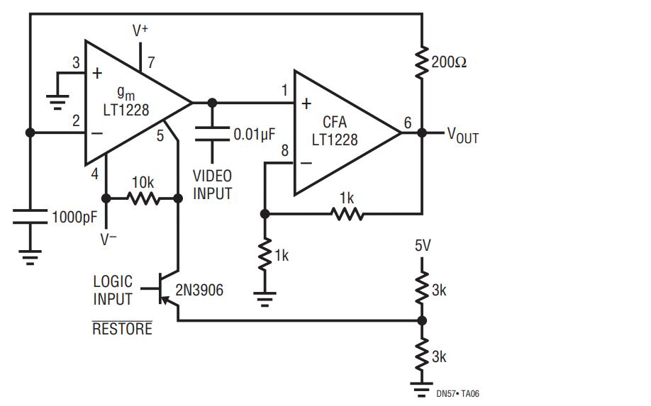 基于DN57视频驱动器的参考设计详细说明