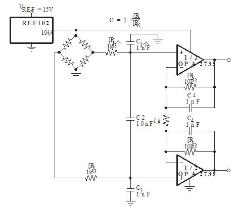 高压零漂移精密放大器OPA734/5的性能特点及...