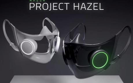 雷蛇推出N95透明智能口罩,既实用又酷炫