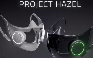 雷蛇推出N95透明智能口罩 内置麦克风支持无线充电