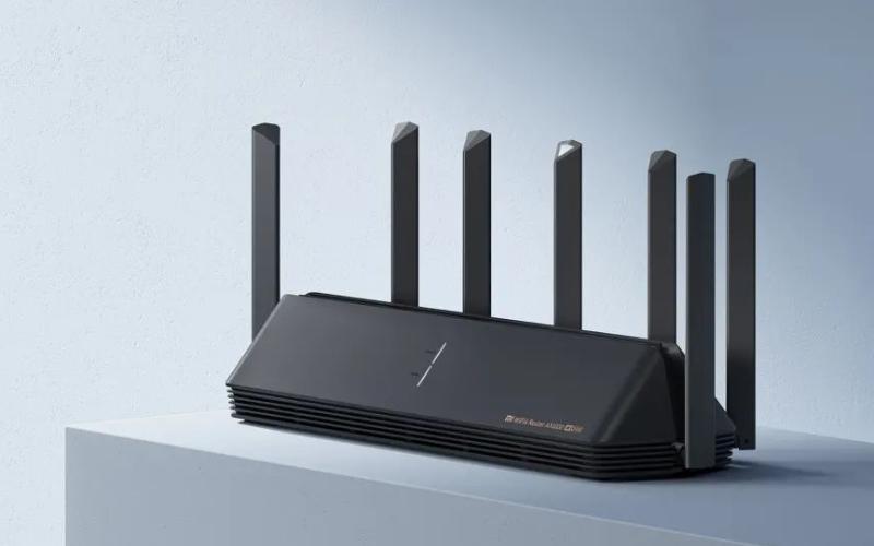 小米路由器AX6000:支持Wi-Fi 6技術,以及4K QAM編碼技術