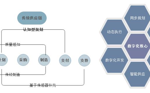 数商云SCM供应链管理平台方案布局,实现客户价值的概述