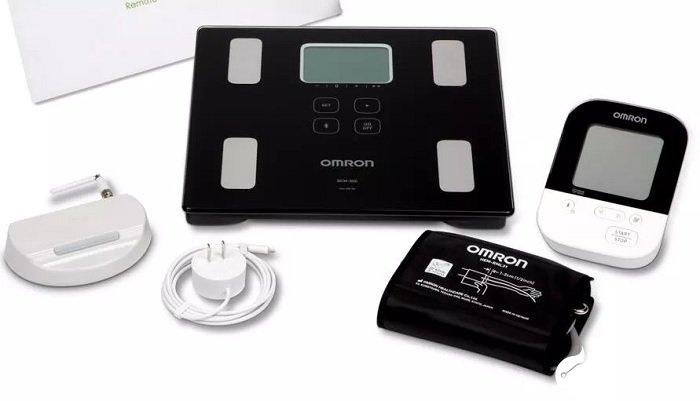 """欧姆龙推出一款""""智能血压检测袖带"""": 可自动向医生分享数据"""