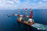 中广核广东阳江南鹏岛40万千瓦海上风电项目实现73台风机全容量投产运行