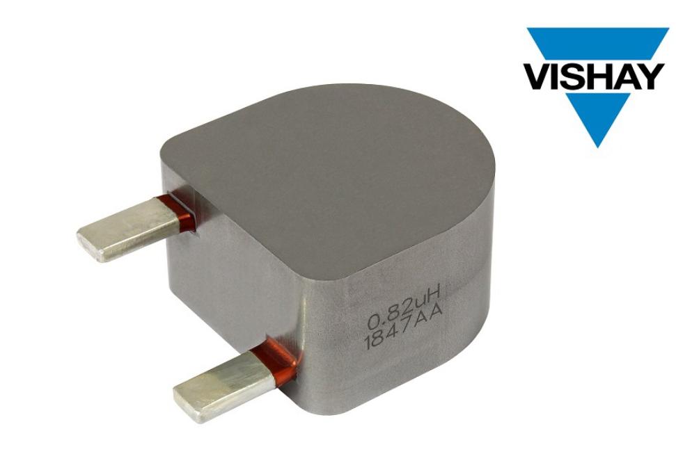 Vishay推出小型1500外形尺寸新型通孔电感器,饱和电流达420A