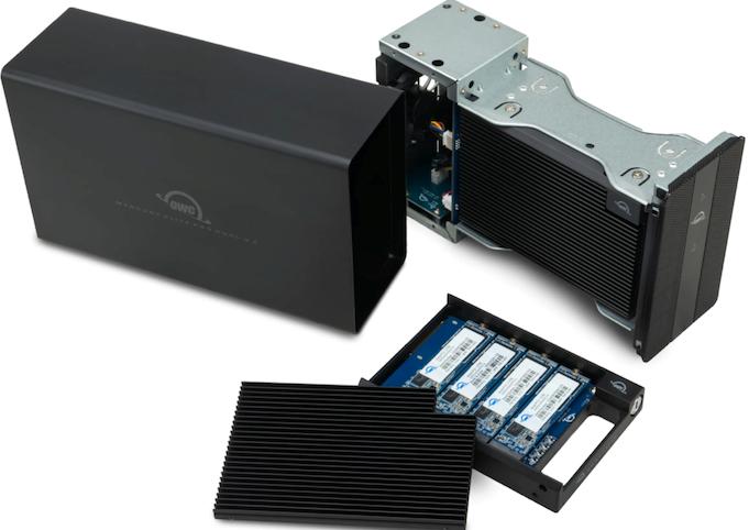 OWC推3.5英寸U.2 SSD轉接產品