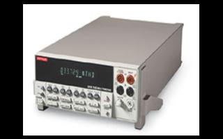 2015系列音频分析万用表的性能特点及应用