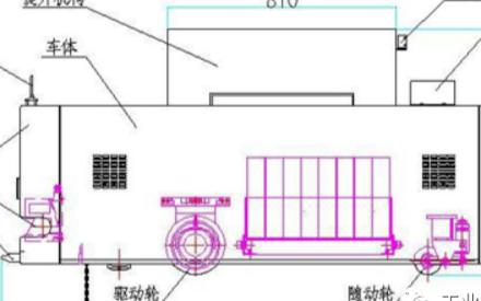 新松机器人惯性导航AGV搬运系统方案实例