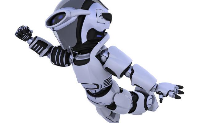 单纯做工业板块的机器人,行业市值天花板已经出现