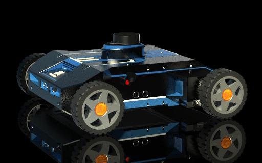 NEOR mini:一款机器人爱好者开发的智能移动开放式平台