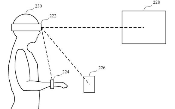 苹果眼镜或能自动解锁iPhone 有这专利还怕苹果摘了眼镜不解锁