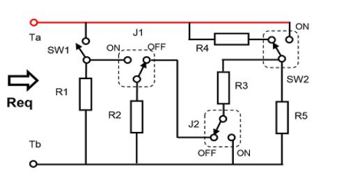 负载电阻器库简单模块化设计方案